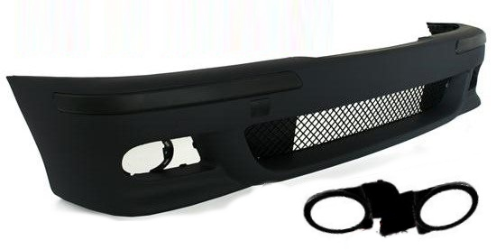 bmw e39 95-03 передний бампер m5 m power m пакет
