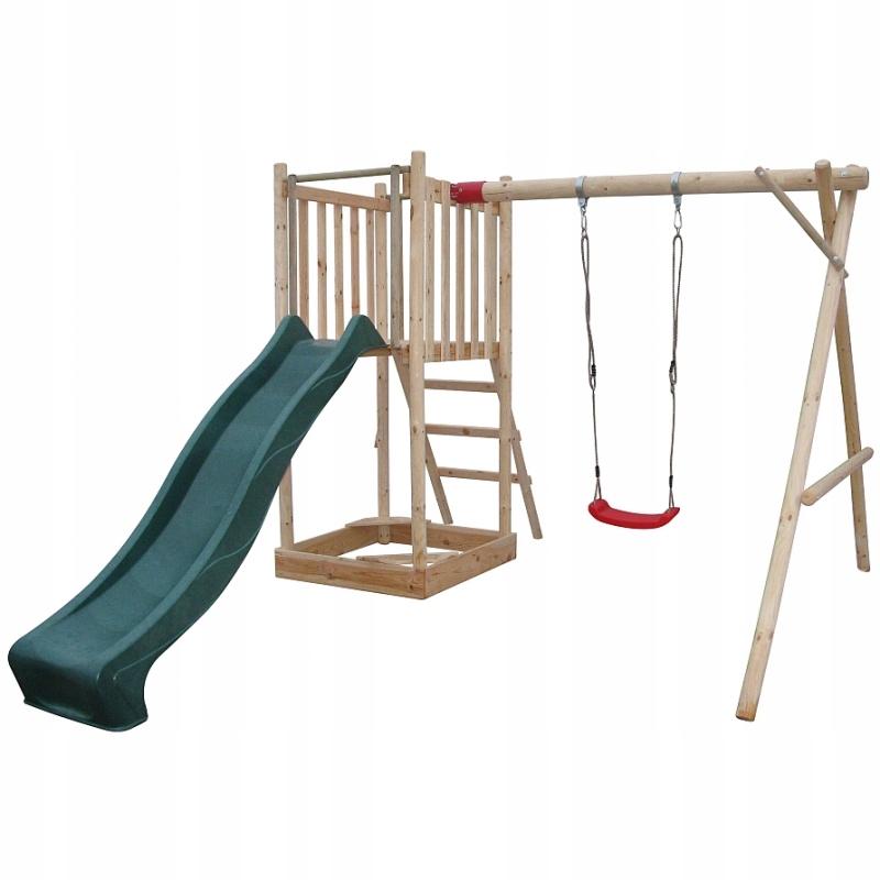 Ihrisko FRANEK Swing Slide Tower Kód výrobcu FRANEK TOWER 235X280 / H250