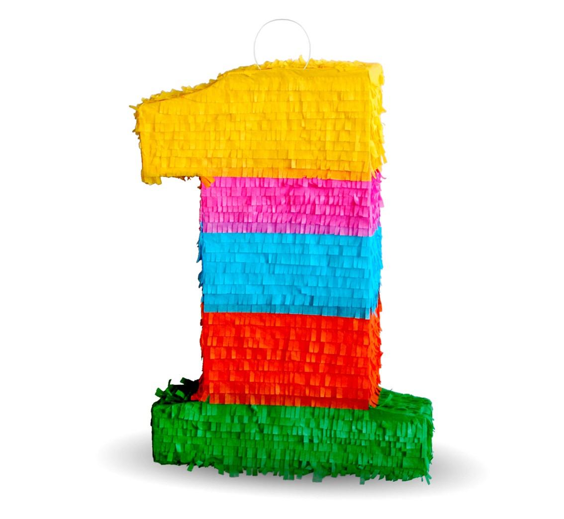 Pinya pre narodeninovú číslicu 1