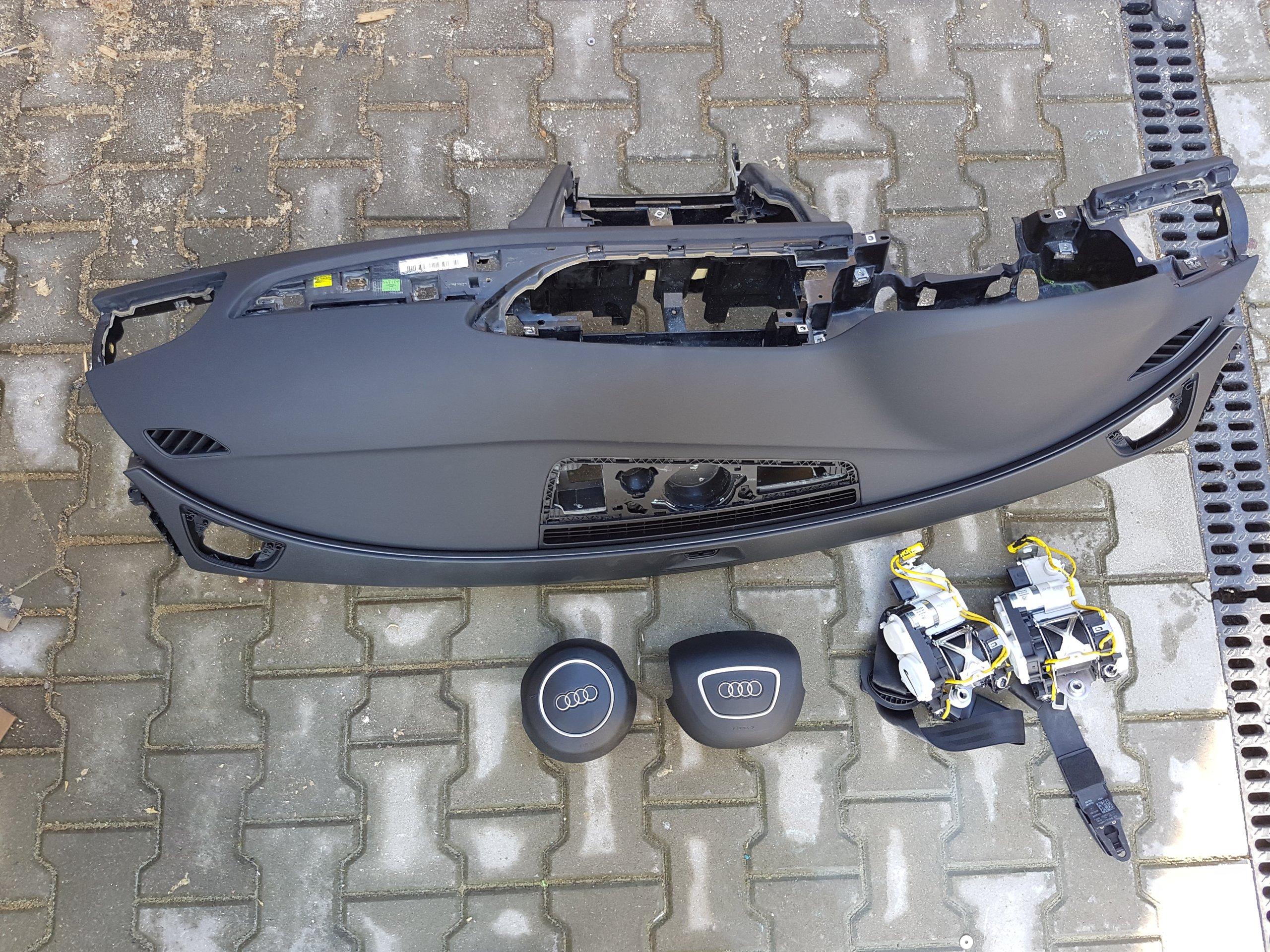 audi a6 a7 c7 s6 rs6 4g доска airbag ремни консоль