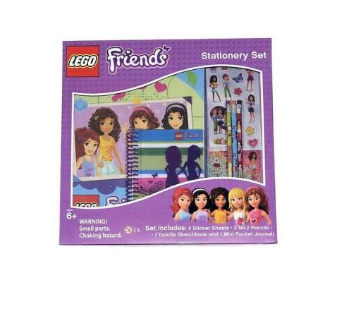 Lego priatelia Sada školských potrieb 6573 poznámky