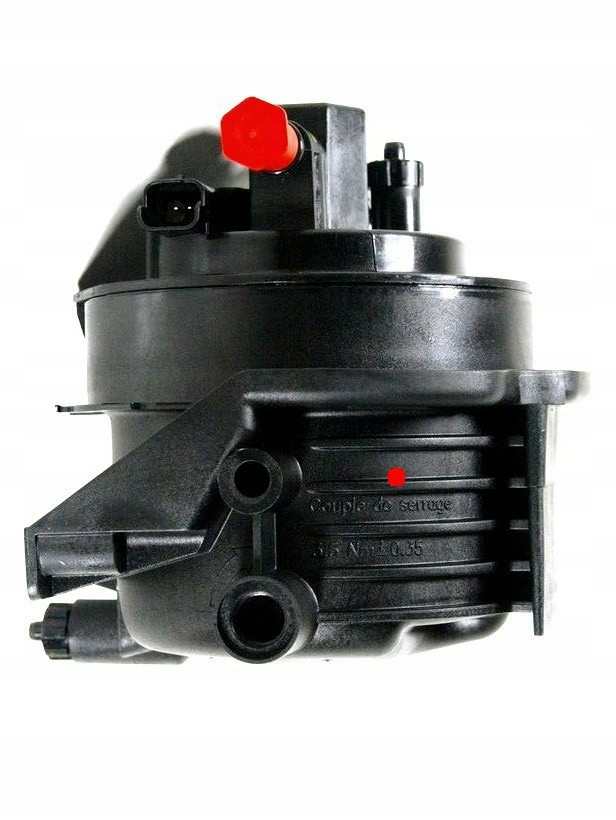 volvo v50 s40 c30 2 0d 136km корпус фильтра топлива