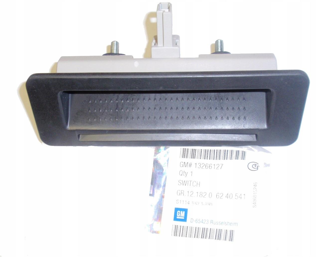ручка багажник кнопку opel vectra c signum gm