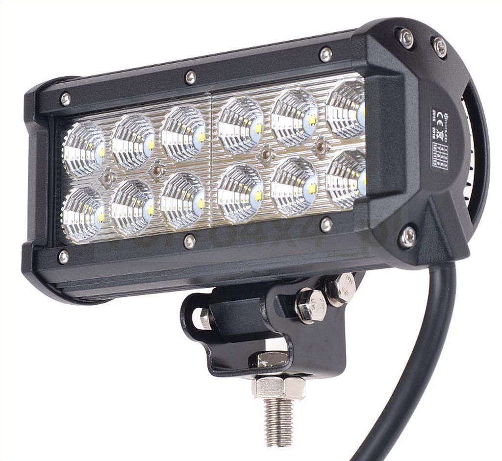 панель ЛАМПА рабочая 36W CREE LED WIDLAK Экскаватор