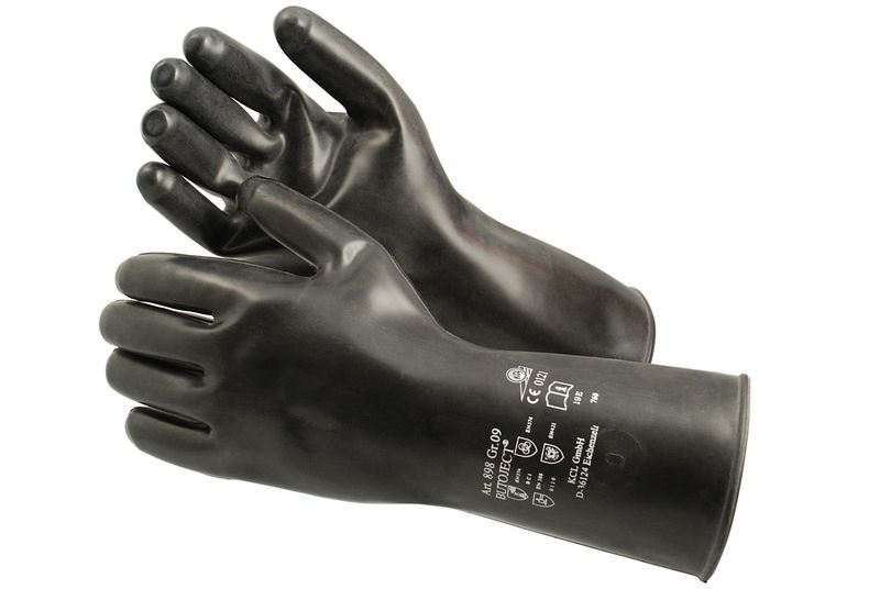Chemické odolné rukavice KCL 898 BOOK