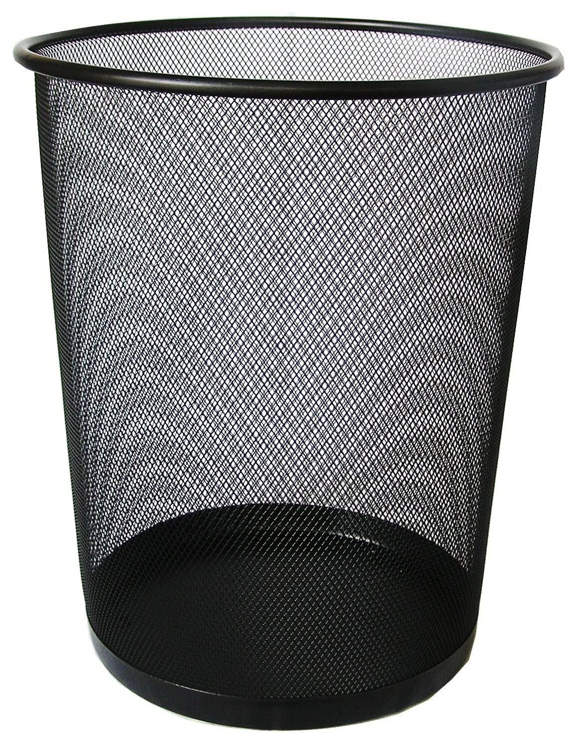 Item BIN OFFICE LARGE 20L BLACK FISHNET