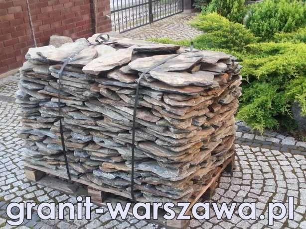 Фасадный камень, грейвакский шифер - ВАРШАВА