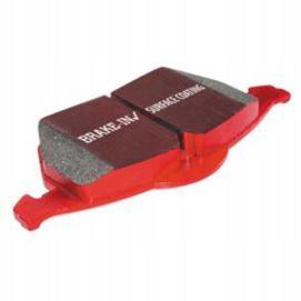 ецб red колодки вперед lexus ls460 ls600h brembo
