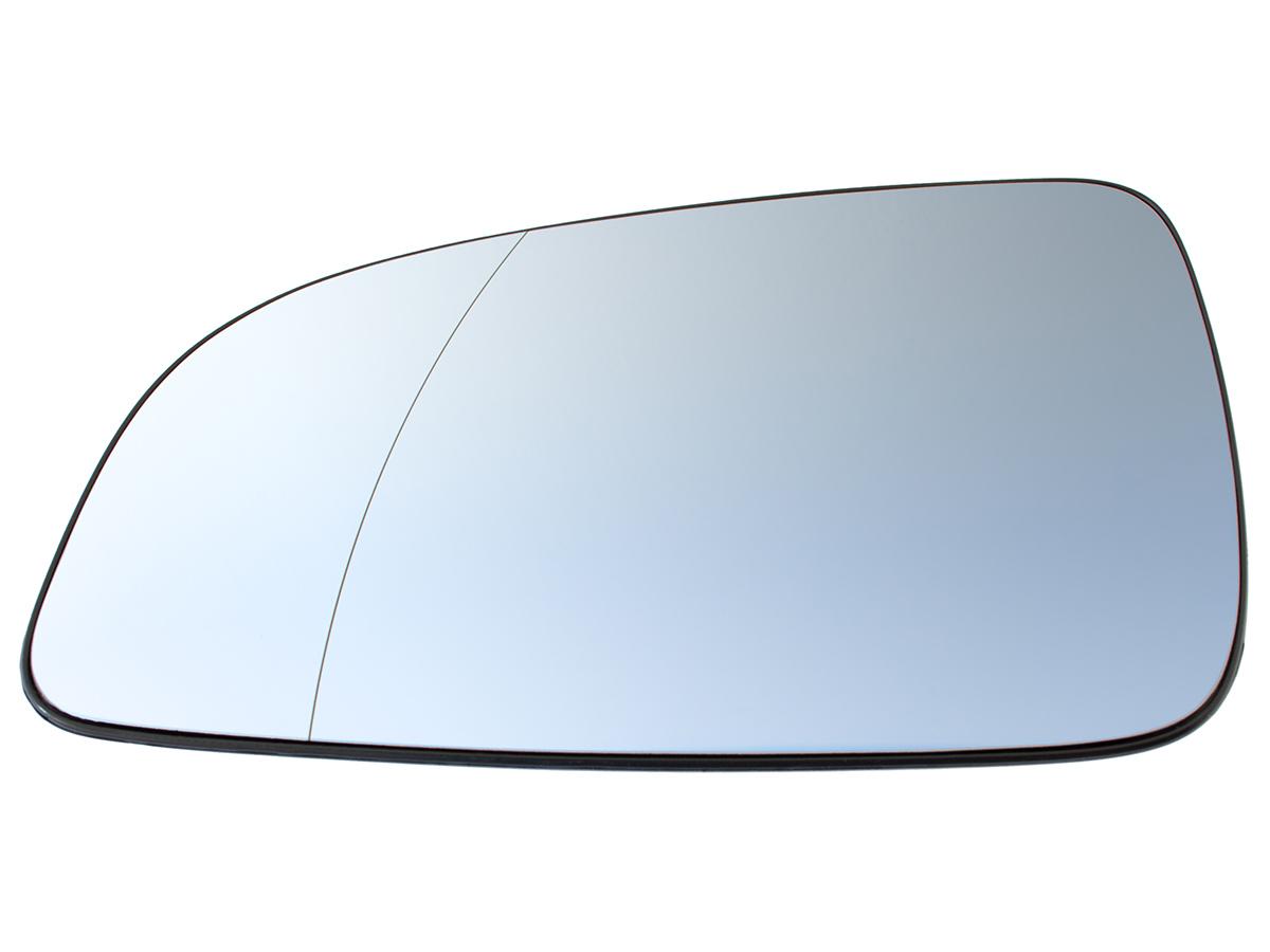 Вклад левого нагретого зеркала Opel Astra III H 04-