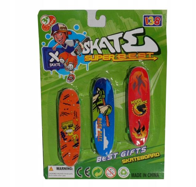 Купить Скейтборды на палец на Eurozakup - цены и фото - доставка из Польши и стран Европы в Украину.