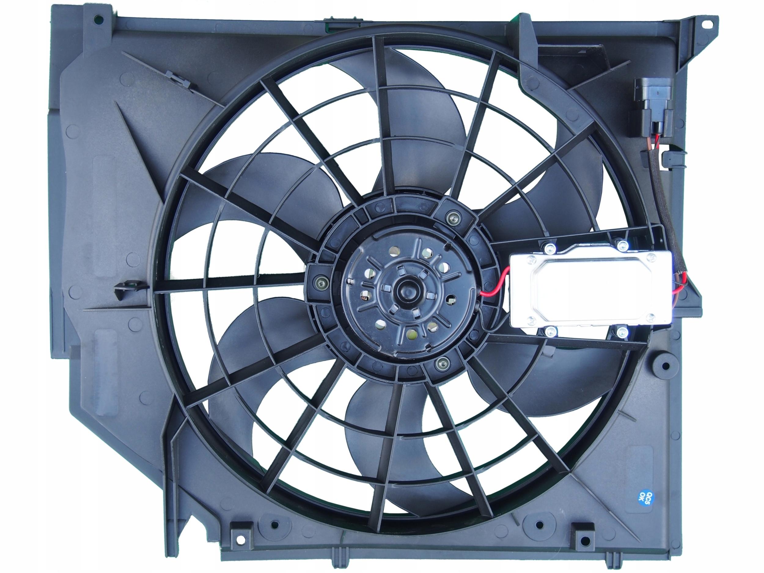 вентилятор новый z корпусом bmw 3 e46 316i 316ci