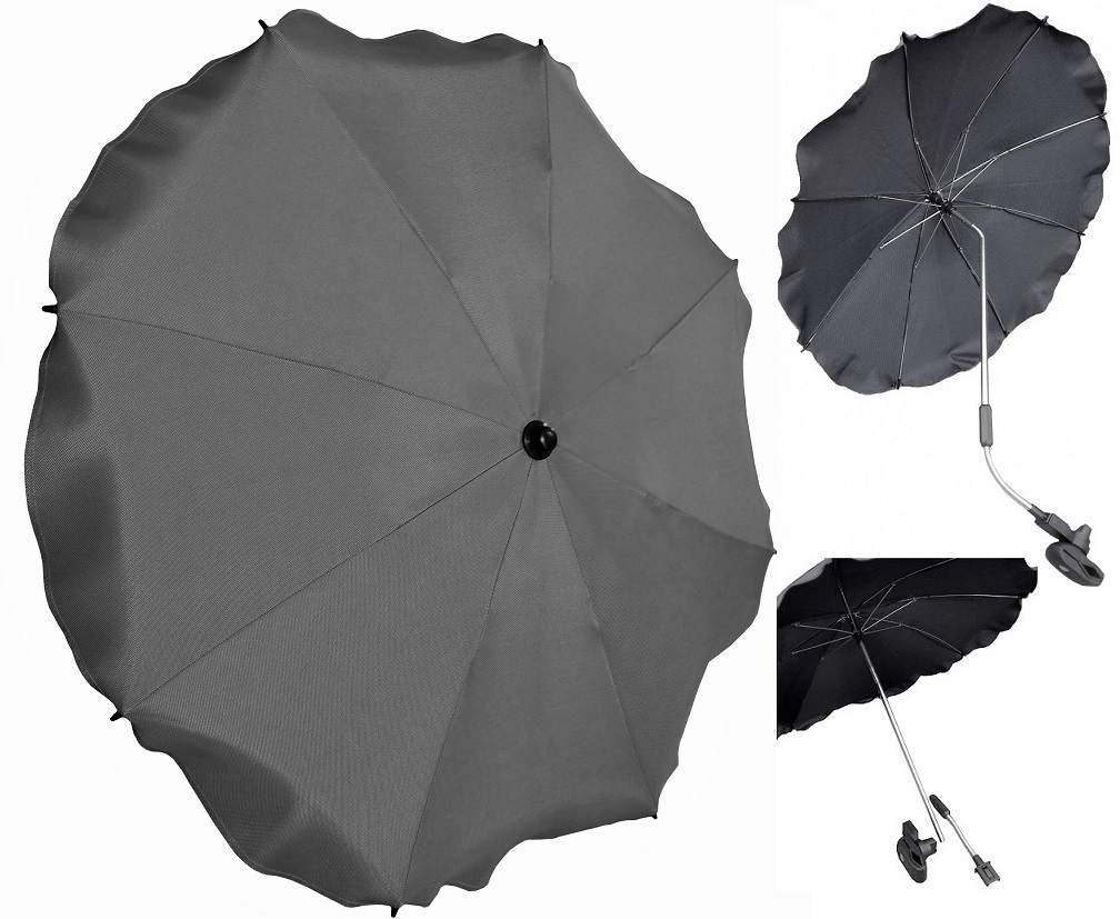 Item UNIVERSAL PARASOLS FOR PRAMS WITH UV FILTER !!!