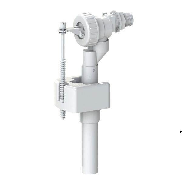 Univerzálny plniaci ventil pre WC nádrž