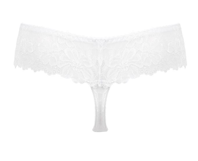 Stringi Mat Carmela 053/4 r.L/40 Biały