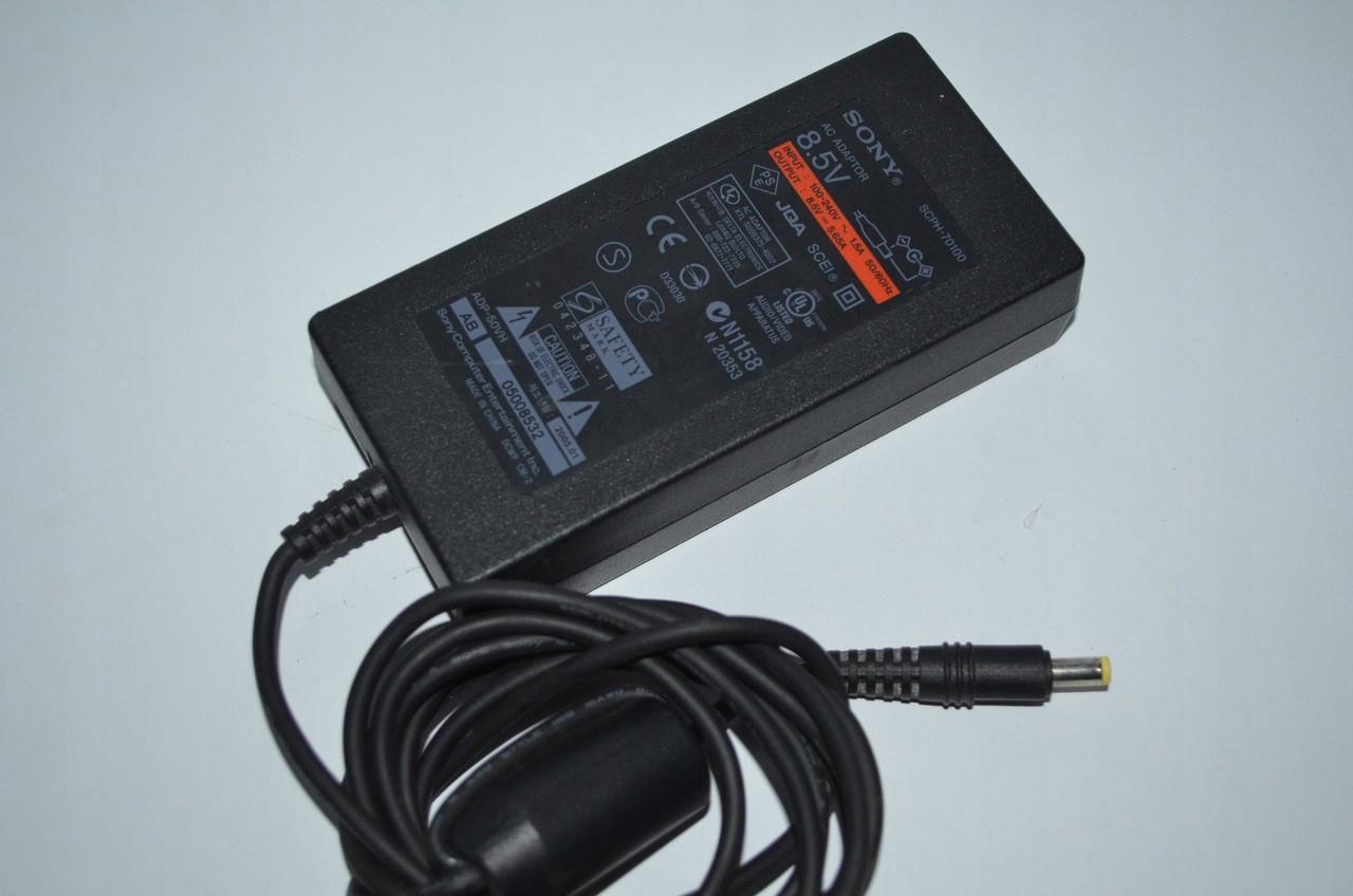 Pôvodný Sony do PS2 - SCPH-70100 8.5V 5.65A # U41