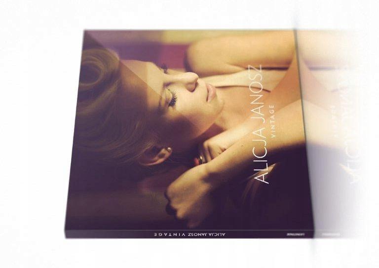 ALICIA JÁNOS - VINTAGE - CD + DVD VŽDY PÁR
