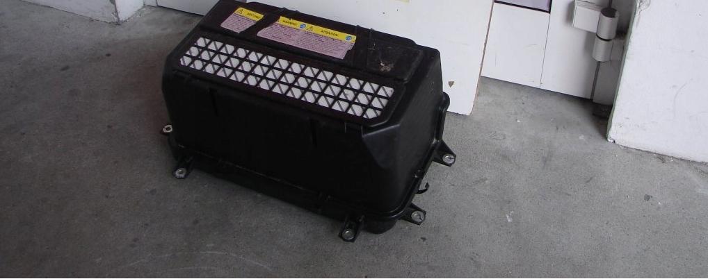 gd touareg основа корпус батареи 7l6915430a