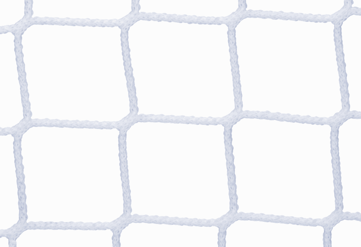 Biele gule na okná steny 45mm fi 3mm