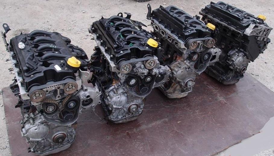 двигатель 22 dci 90km renault master opel movano