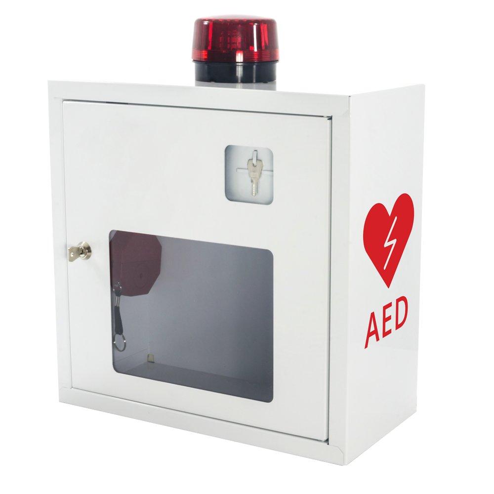 Skriňa pre AED defibrilátor s alarmom - ASB1021