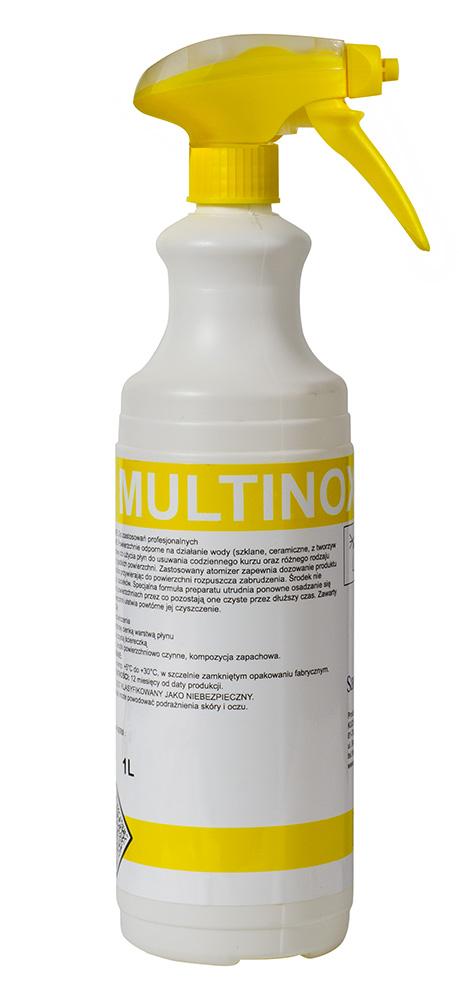 Чистящая жидкость HoReCa MULTINOX SaneChem 1Л