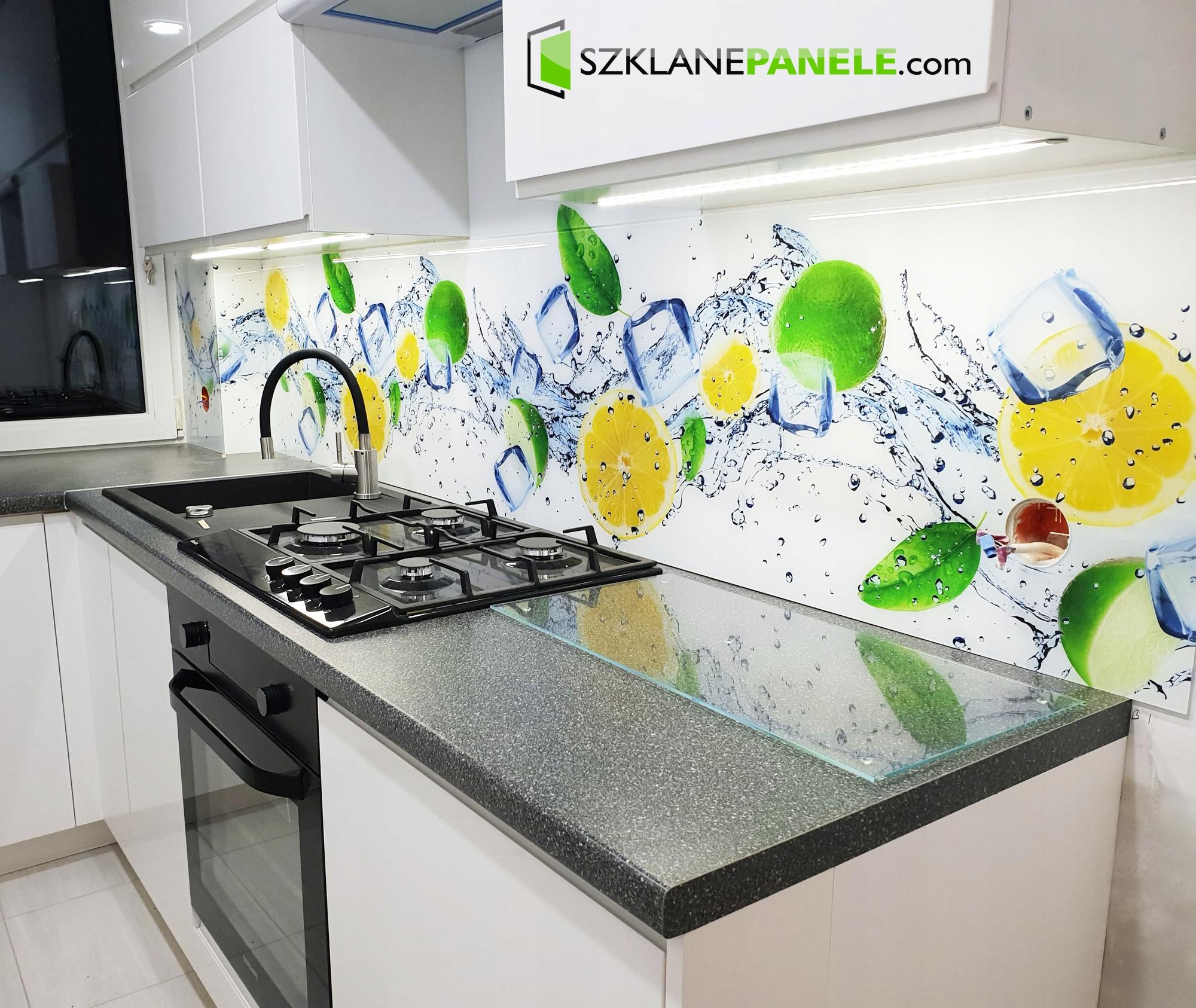 Фотографии для стеклянной панели в кухню