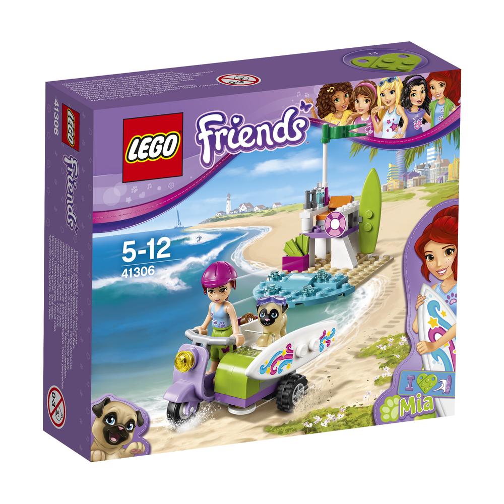 Lego Friends Beach Scooter Mii 41306