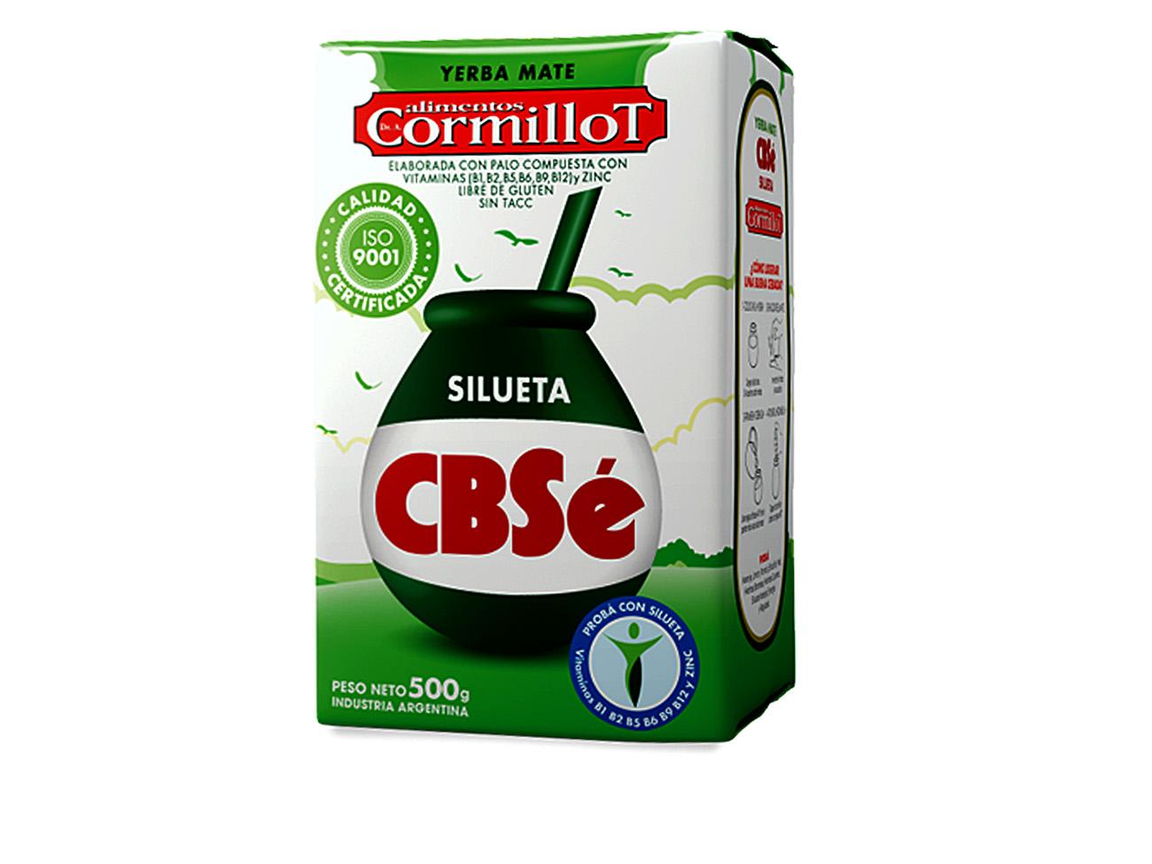 Купить Yerba Мате CBSE SILUETA 500g для ПОХУДЕНИЯ! на Otpravka - цены и фото - доставка из Польши и стран Европы в Украину.