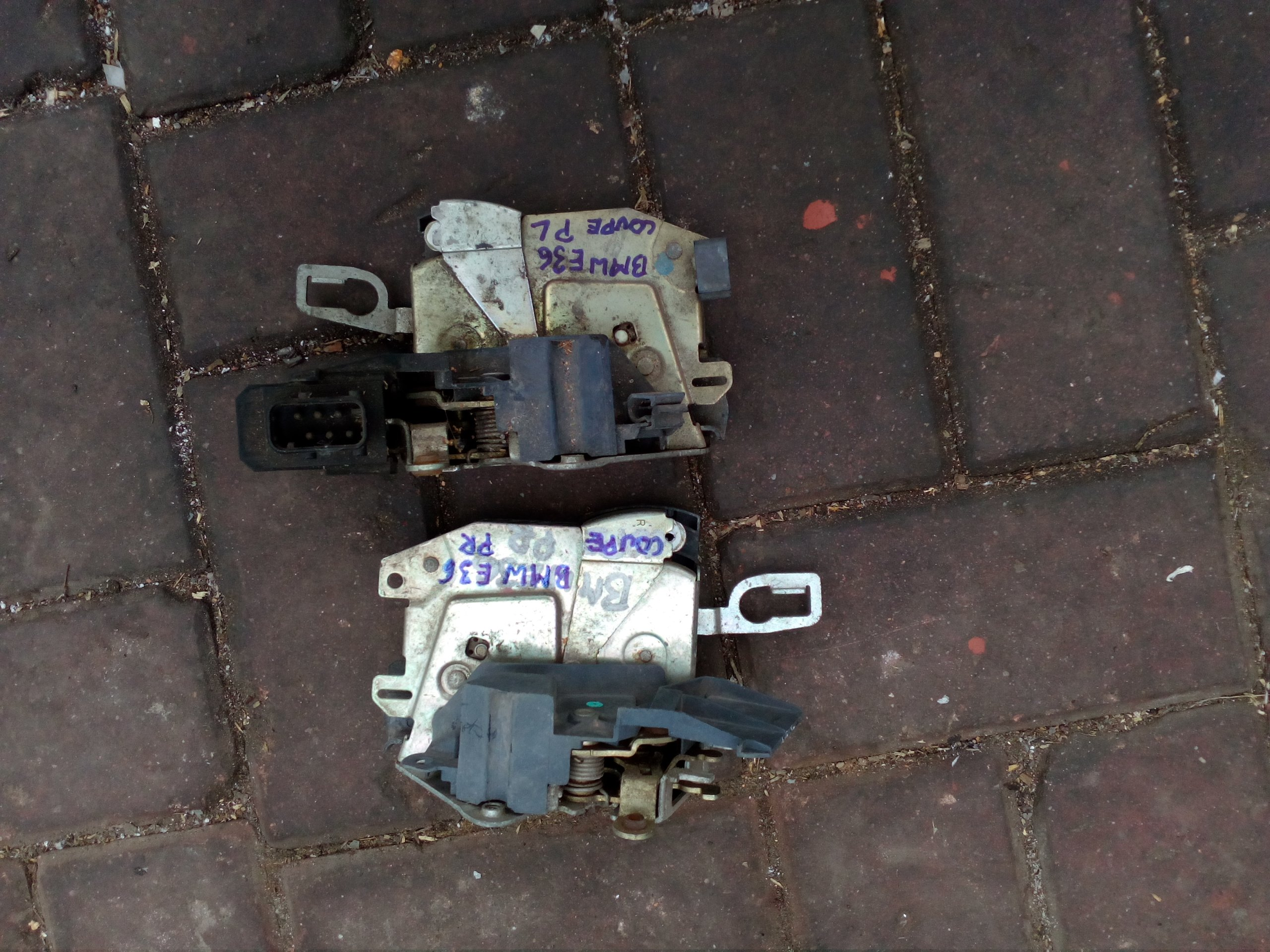 DOOR LOCK BMW E30 E36 E46 BMW 5 E34 E39 BMW E32