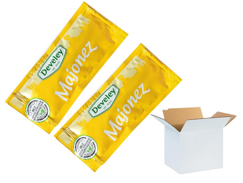 Майонез в пакетиках Develey 12g x 50 штук