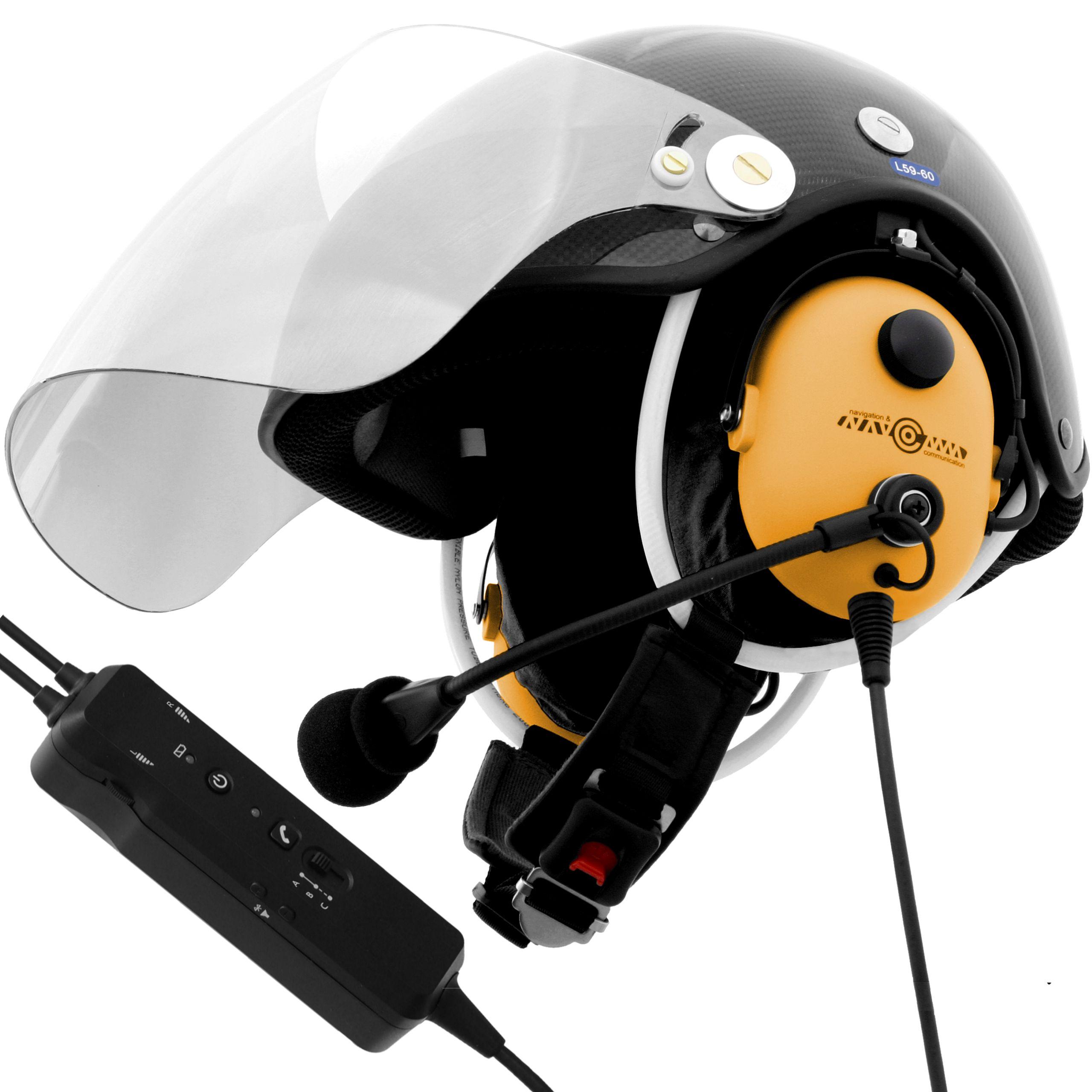 Helma s pripojením, Bluetooth ANR NAVCOMM