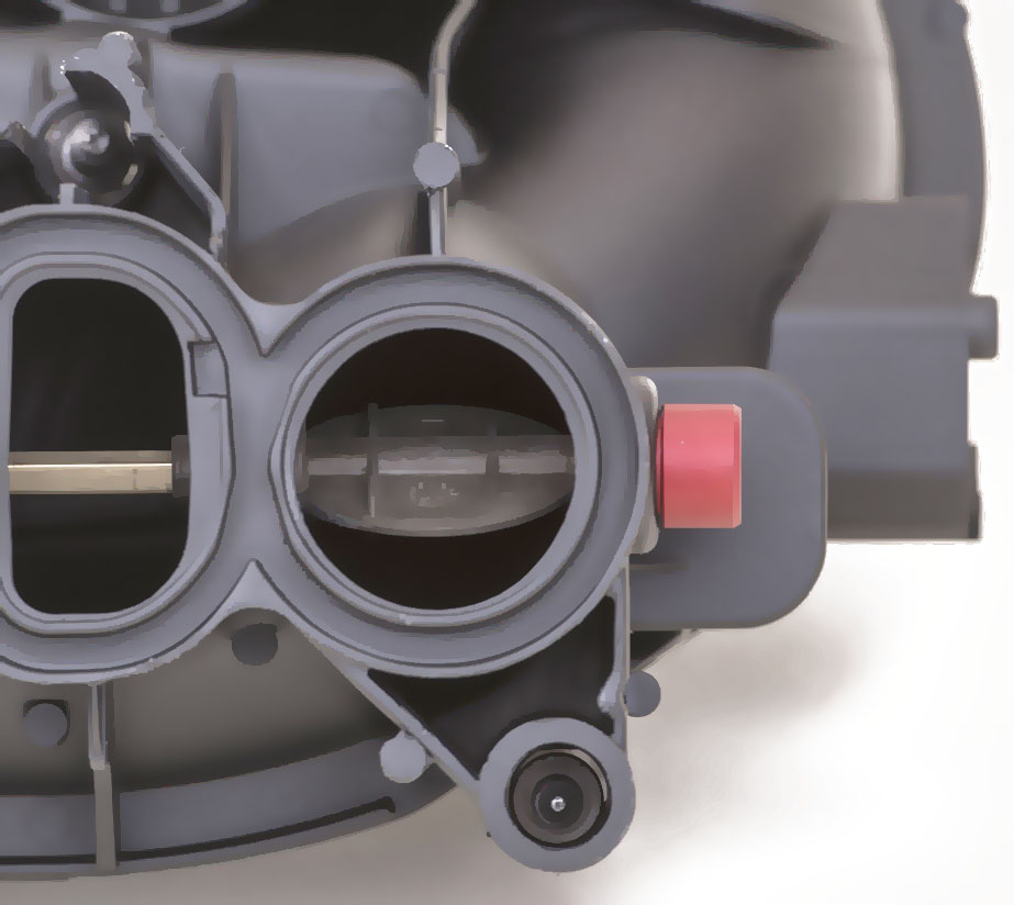 Kolektor ssący BMW 520d e60 330d e90 e87 120d N47