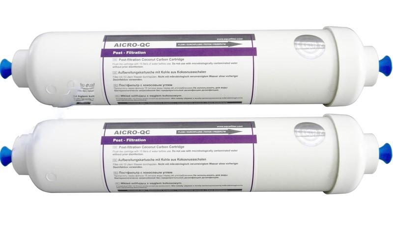 Фильтр для воды для холодильника x 2 Samsung, LG, DA29-10105J