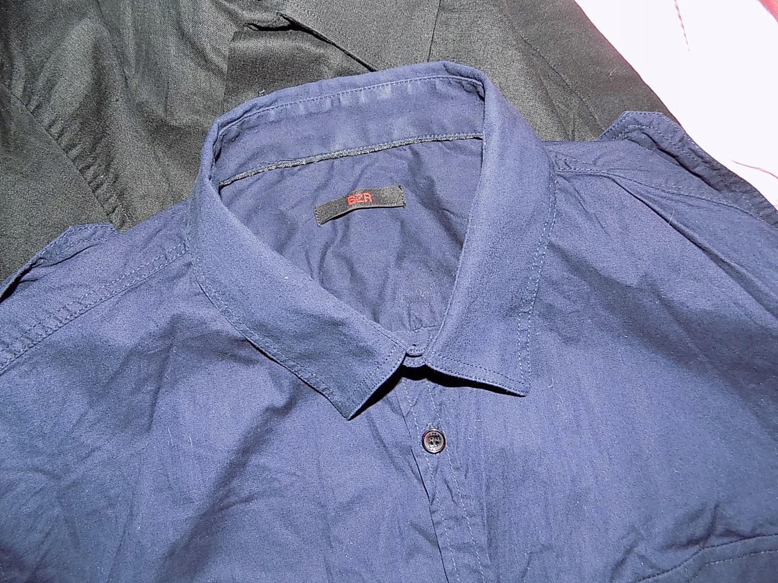 BZR Bruuns Bazaar koszula męska L 41 pagony 7425046202  fKr7i