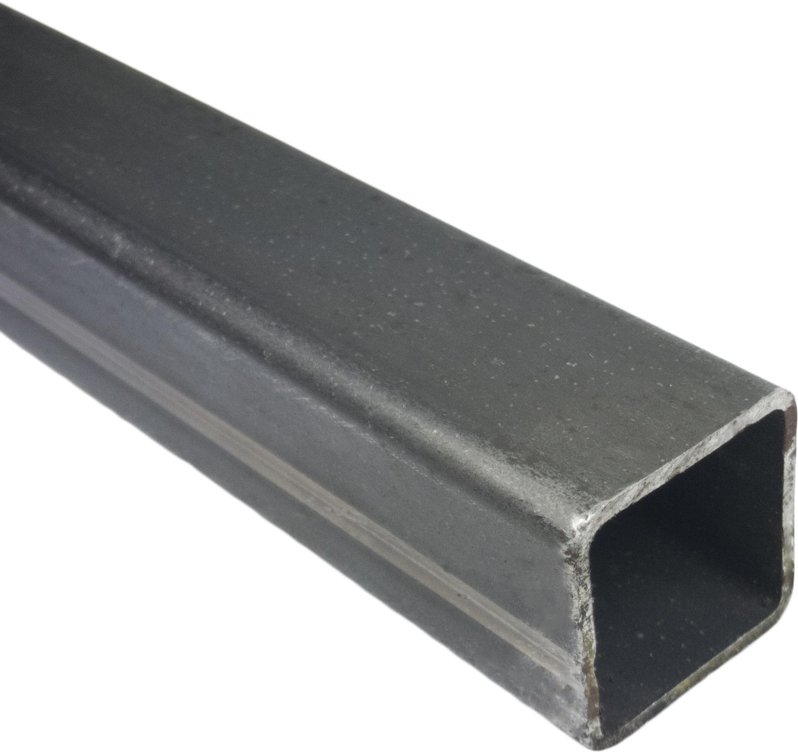 Профиль Стальной Закрыт 10x10x1 Длина 1000мм