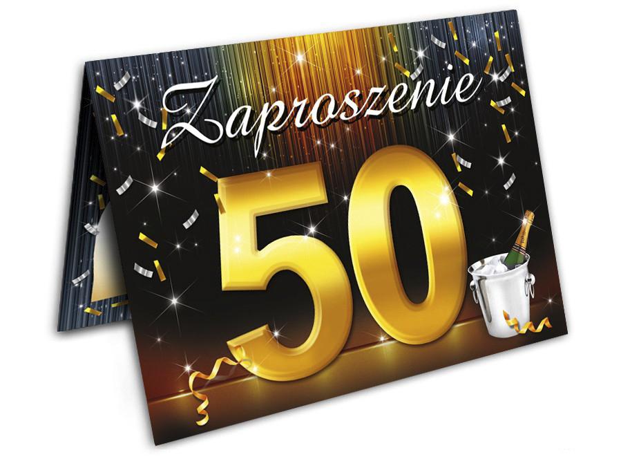 Приглашение в открытках на 50 летием