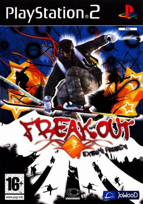 Купить FREAK OUT  FREAKOUT EXTREME Фрирайд  Н ПЛЕНКА на Eurozakup - цены и фото - доставка из Польши и стран Европы в Украину.