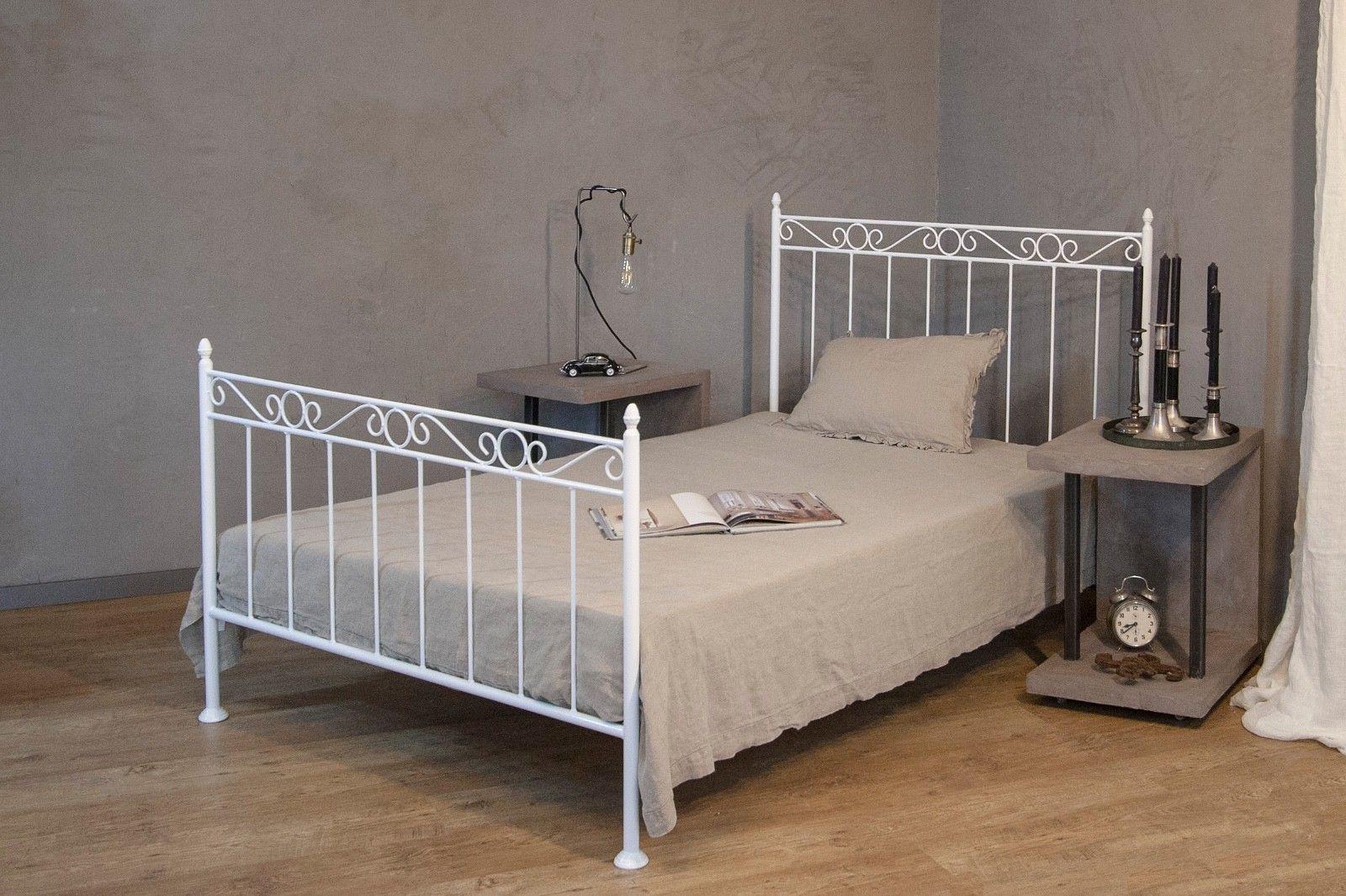 Kunszt łóżko Metalowe Vienna 140 Kute 8kol Nowość