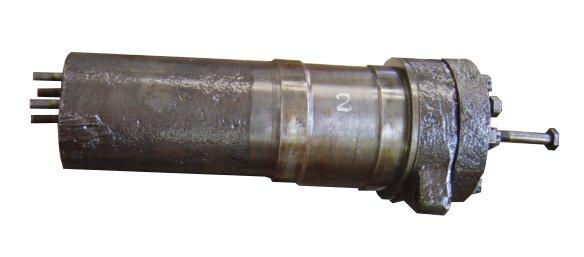 Hydraulický ovládač nonnicker ejektor