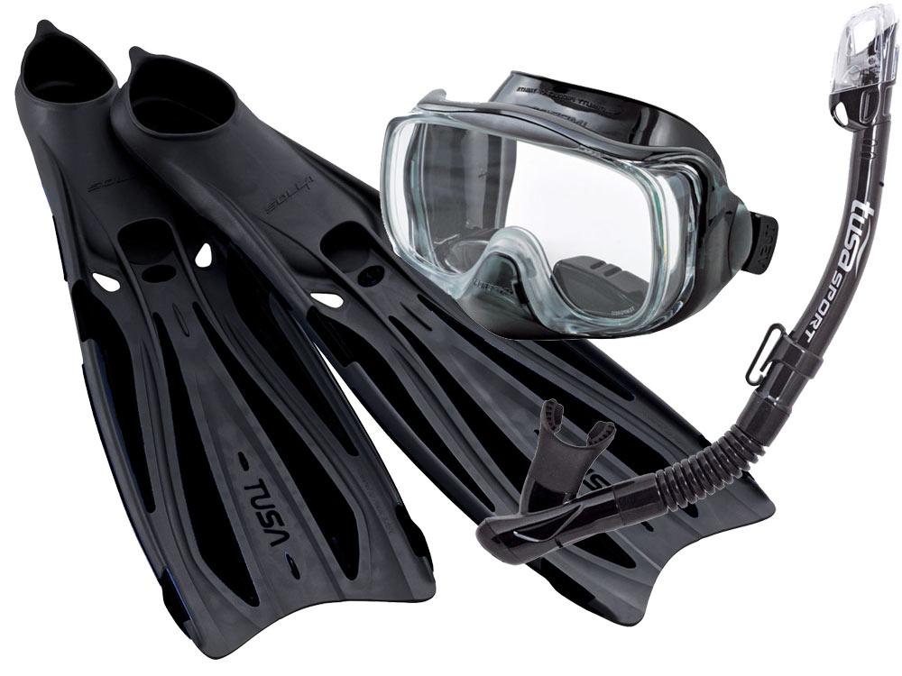 NASTAVIŤ TUSA IMPREX maska, PLUTVY, šnorchel FF23 M 40-41