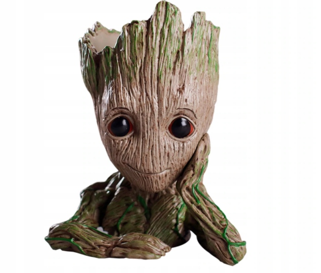 Item FLOWER POT GROOT GUARDIANS OF THE GALAXY DESKTOP FLOWER
