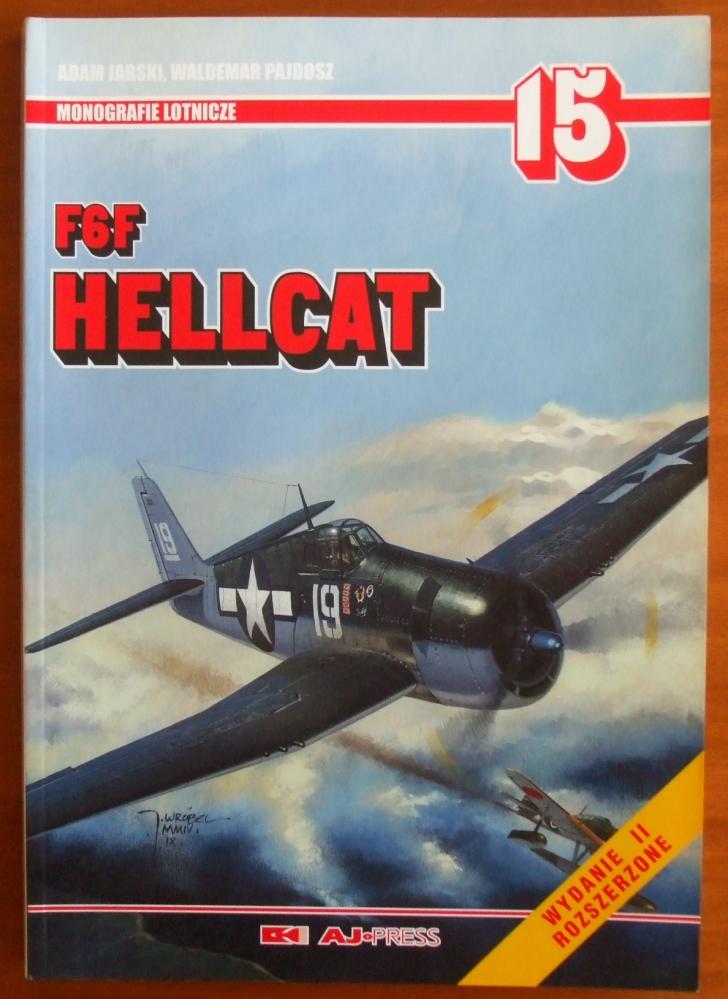 F6F HELLCAT выпуск 200 Стр. !! AJ Press доставка товаров из Польши и Allegro на русском