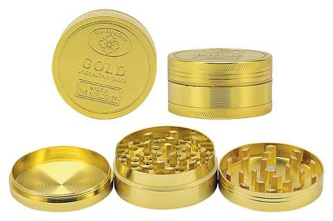Дробилка Grinder Дробилка металлический Gold 11216