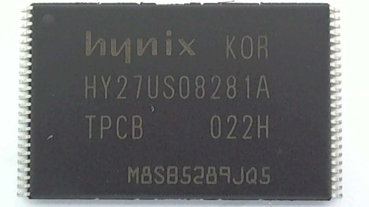 NAND HY27US08281A XBOX 360 RGH MEMORY