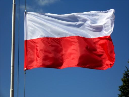 Flaga Polski Narodowa 90 x 150 cm na Maszt (2)