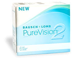 Item Contact lenses PureVision / Pure Vision 2 HD