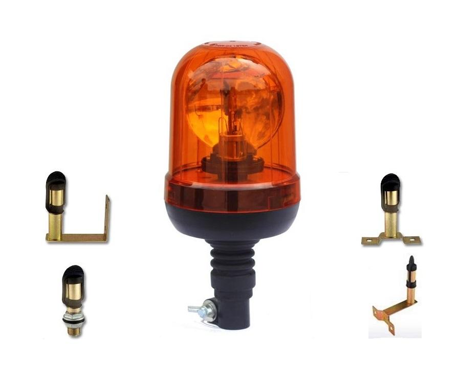 петух гибкий лампа предупреждения 1224 + держатель