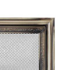 Roštový retro krb 11x17, vetranie-KVALITA
