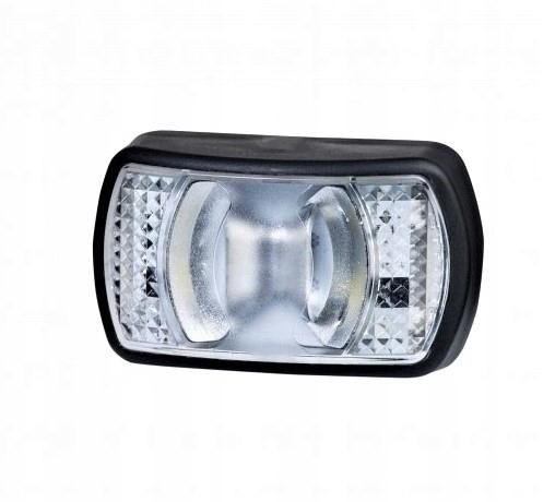 лампа габаритный диодов obrysówka led ld 2227 12v24
