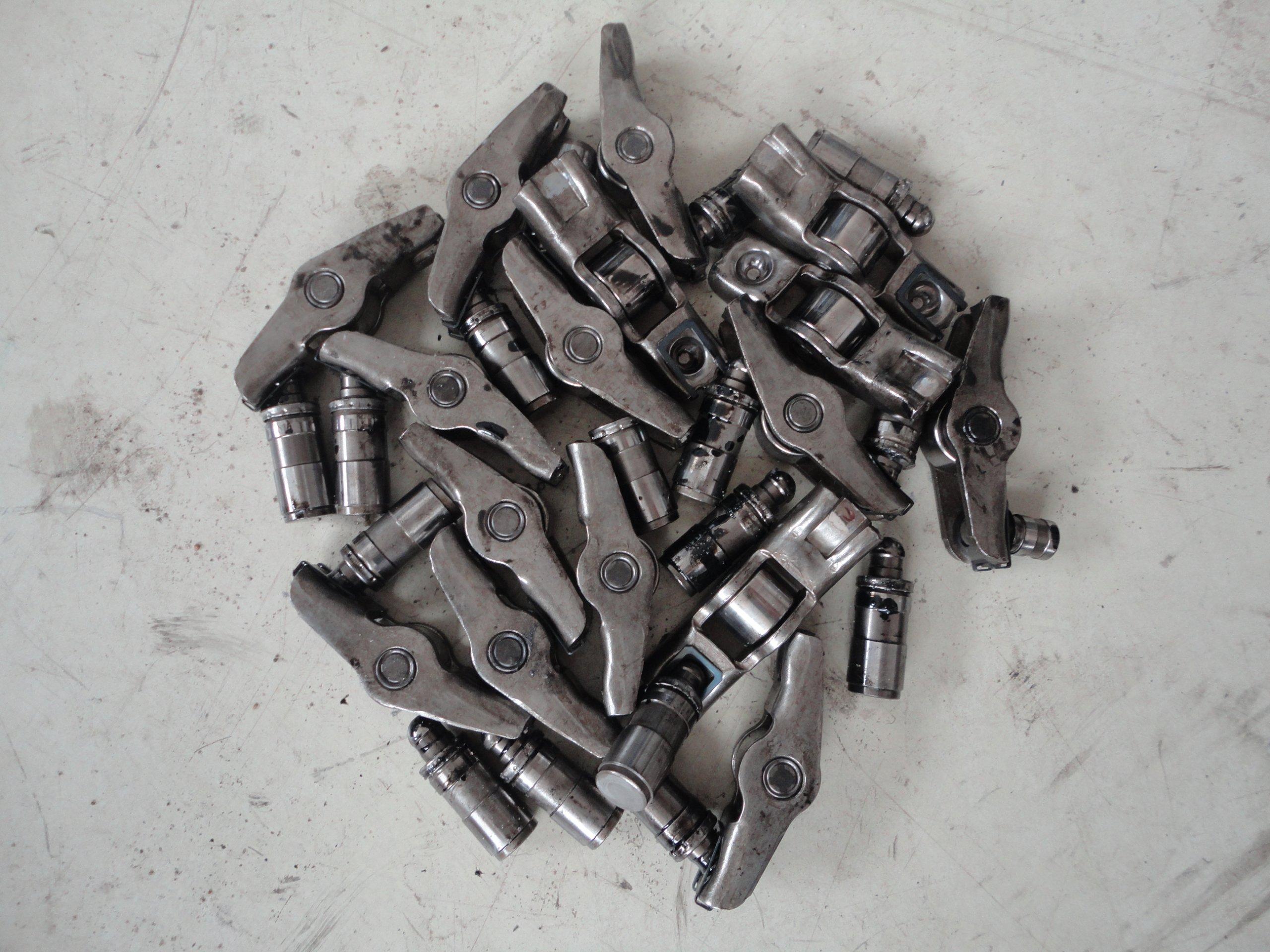 ручка для рег толкатель джип chrysler 28 crd vm30c